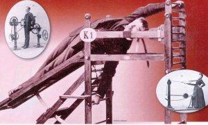 Фитнес времен XIX века