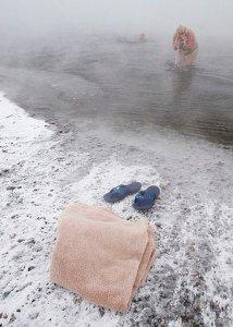 Виды закаливания водой и холодом